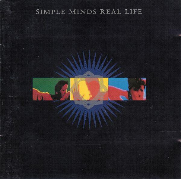 Simple Minds Album Cover